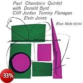 Paul Chambers Quintet (Rudy Van Gelder Edition)