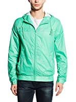 FRENCH COOK Chaqueta Impermeable Raincoat (Verde Menta)