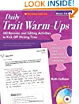 Daily Trait Warm-Ups: 180 Revision an...