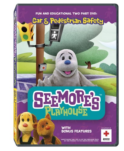 Seemore's Playhouse: Car & Pedestrian Safety [Import]