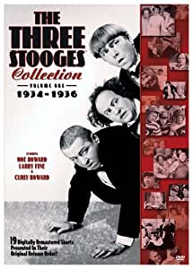 Three Stooges Collection, the - 1935-1936