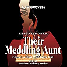 Their Meddling Aunt Audiobook by Shawna Hunter Narrated by Kathryn LaPlante