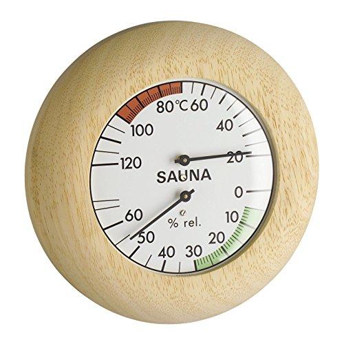 Sauna-Thermo-Hygrometer