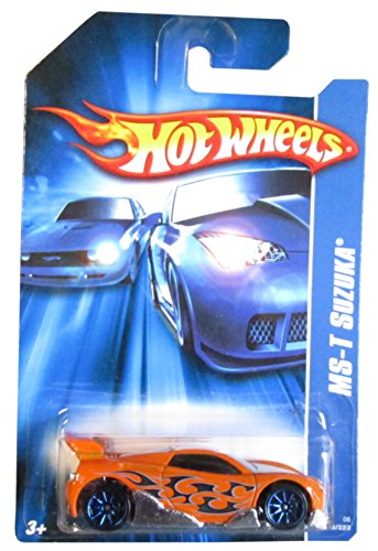 Hot Wheels ORANGE MS-T Suzuka #209 (2006) - 1