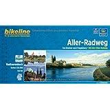 Aller Radweg: Von Bremen nach Magdeburg. Mit Aller-Elbe-Radweg. 1 : 50 000, 342 km, wetterfest/reißfest, GPS-Tracks Download