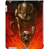 DailyObjects Skull Demon Case For IPad 234