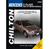 Chilton Mercedes Benz C-Class 2001-07 Repair Manual: Covers U.s. and Canadian Models of Mercedes-benz C-class...