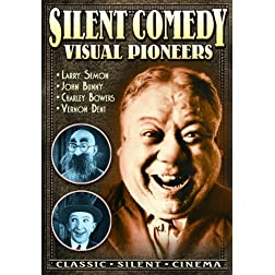 Silent Comedy, Visual Pioneers: Her Boyfriend (1924) / Her Crowning Glory (1911) / Junk (1920) / There It Is (1927)