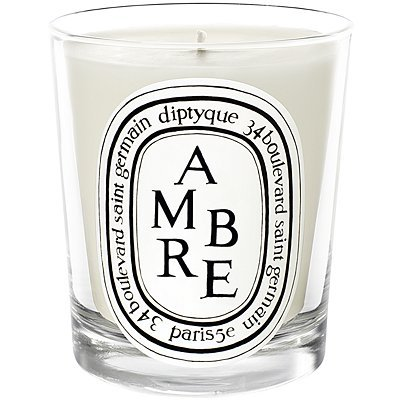 Diptyque Ambre Scented Candle, 190g from Diptyque