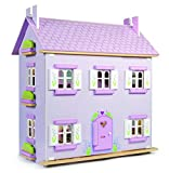 Le Toy Van Lavender Doll's House