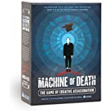 Machine of Death: The Game of Creative Assassination (Base Game)