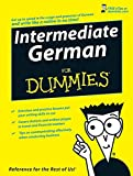 img - for Intermediate German For Dummies book / textbook / text book