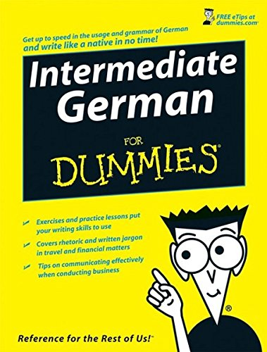 Download intermediate german for dummies by wendy foster