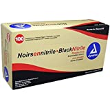 Nitrile Exam Gloves, Black