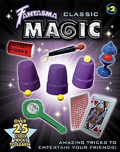 Fantasma Toys Classic Magic - New 25 Illusions