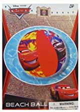 Disney Cars Beach Ball - Pixar Cars Beach Ball (20 Inch)