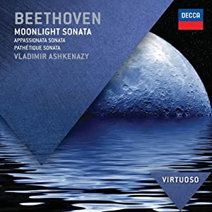 "Virtuoso Series: Beethoven ""Moonlight"" Sonatas"
