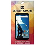 IPQ HD Clear Screen Guard For Google Nexus 6