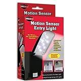 U.S. Patrol Motion Sensor Entry Light 7 Bright LED Indoor Outdoor Door Porch Closet Hallway at Sears.com