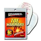 Grabber Performance Toe Heater with Adhesive (Pack of 40) by Grabber Performance