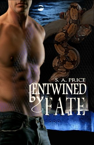 Entwined by Fate (Ophidians) by S.A. Price