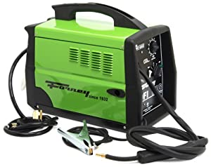 Forney 308 180FI-A Gas/No Gas Flux Core Welder, 230-Volt, 180-Amp, Green from Forney