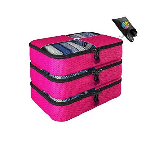 cubos-de-embalaje-una-semana-giveaway-venta-juego-de-4-pieza-value-equipaje-organizador-3-medio-incl