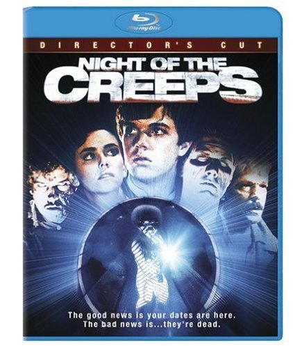 Cover art for  Night of the Creeps (Director's Cut) [Blu-ray]