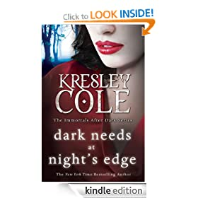 Dark Needs at Night's Edge (Immortals After Dark 5)