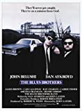 CV90010 The Blues Brothers Movie poster reproduction 60cm x 80cm canvas print