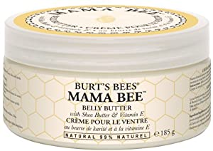 Mama Belly Butter with Cocoa Butter and Vitamin E 6.6 oz.
