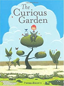 "Cover of ""The Curious Garden"""