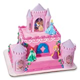 Decopac Disney Princess Happily Ever After Signature DecoSet Cake Topper