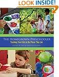 Homegrown Preschooler, The: Teaching...