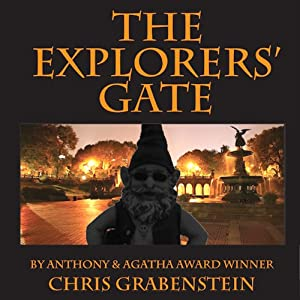 The Explorer's Gate | [Chris Grabenstein]