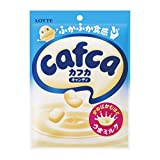 ロッテ カフカ(袋)<極うまミルク味> 45g×10袋