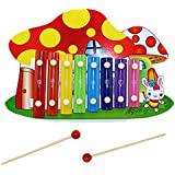 Cute Tunes Musical Toy/Musical Instrument For Toddler, Mushroom