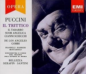 Giacomo Puccini, Gabriele Santini, Giuseppe Conca, Tullio