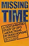img - for Missing Time: A Documented Study of UFO Abductions book / textbook / text book