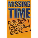 Missing Time a Documented Study of Ufo Abductionsby Budd Hopkins