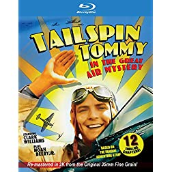 Tailspin Tommy In The Great Air Mystery [Blu-ray]