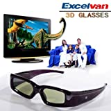 Excelvan Rechargeable 3D Active