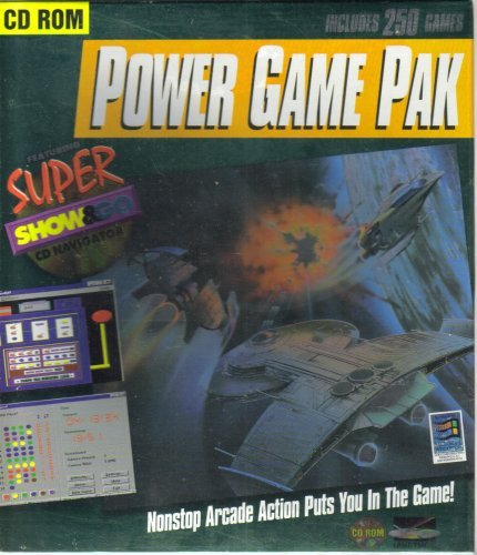 Power Game Pack (Featuring Super Show & Go)