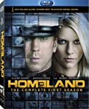 51L6Kk2ZnmL. SL160  Homeland: The Complete First Season [Blu ray]
