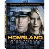 Homeland: The Complete First Season [Blu-ray]