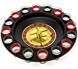 Maxam 16 Shot Roulette Drinking Game Set