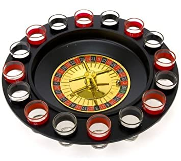 Shot glass roulette, drinking glasses, eventsojudith