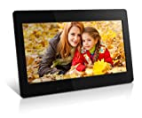 18.5IN DIGITAL PHOTO FRAME 4GB BUILT-IN MEMORY & WITH REMOTE