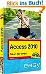 Access 2010 - der leichte Einstieg: l...