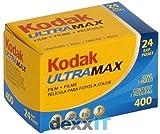 Kodak 603 4029 Ultramax 400 Color Negative Film (ISO 400) 35mm 24-Exposures